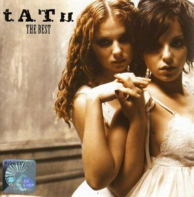 t.A.T.u. - t.A.T.u. - The Best - t.A.T.u. CD 2MVG The Cheap Fast Free Post The