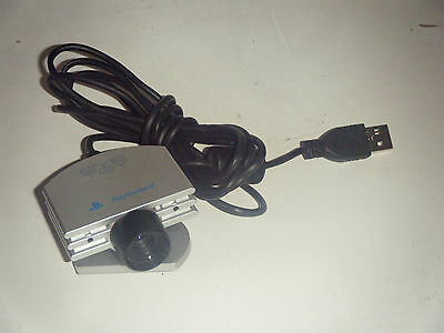 Sony Playstation 2 PS2 EyeToy USB Camera - Silver