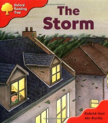 Oxford Reading Tree: Stage 4: Storybooks: The Storm by Hunt, Rod Paperback Book