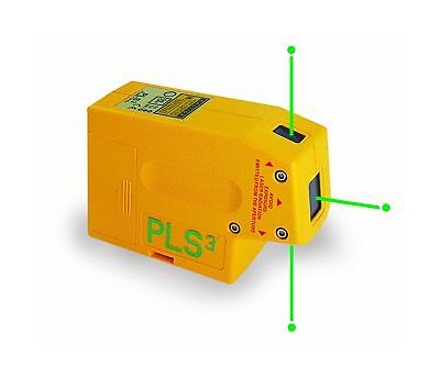 Pacific Laser Systems PLS-60595 Automatic 6 Degrees Green Beam 3-Point Laser