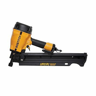 "BOSTITCH LPF21PL 21 Degree 3-1/4"" Low Profile Metal Connector Framing Nailer"