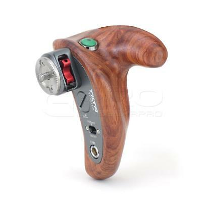 TiLTA TT-0511-R Wooden Right Side Handgrip (with R/S button) For TiLTA GH5 Cage