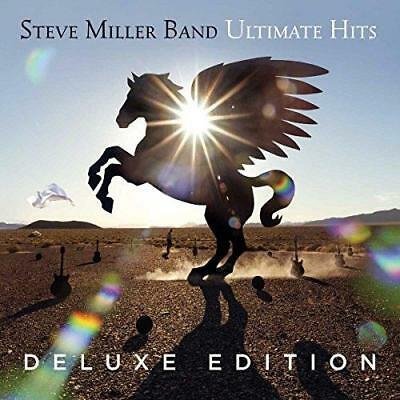 Steve Miller Band - Ultimate Hits - Deluxe Edition (NEW 2CD)