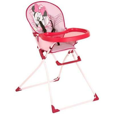 DISNEY Baby Chaise Haute Mac Baby Minnie