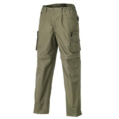 Pinewood Sahara Zip-Off Hose Kids light khaki Kinderwanderhose Trekking Alltag