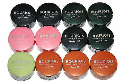 12 x Bourjois Eyeshadows | Ombre a paupieres | Wholesale Store returns