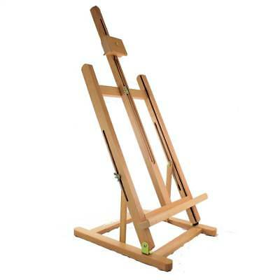 Loxley Derbyshire Table Top Wooden Easel Display for Artists