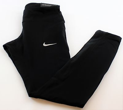 Nike Power Womens Dri Fit Running Tights 831647-010 Size XS Retail $85