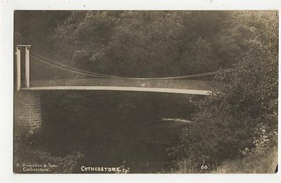 Cotherstone RP Postcard 213a