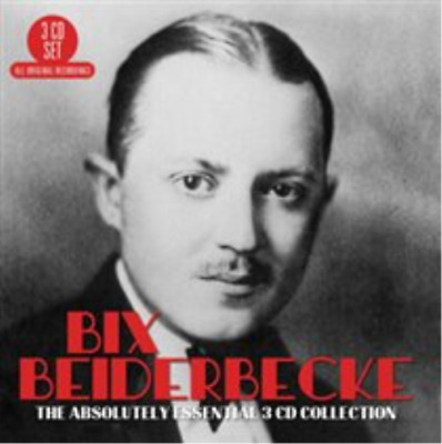 Bix Beiderbecke-The Absolutely Essential 3CD Collection  CD / Box Set NEW