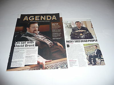 40+ Ricky Gervais Cuttings/Clippings (2009-17)