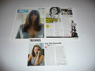 20+ Rebecca Hall Cuttings/Clippings (2009-17)