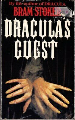 Dracula's Guest by Stoker, Bram Book The Cheap Fast Free Post