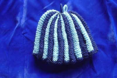 Tea Cosy Hand Knitted Unique