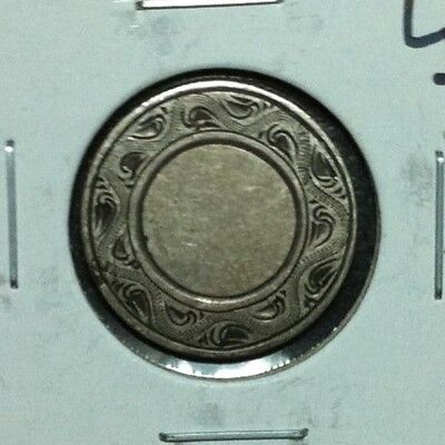 1853 Seated Liberty Silver Dime With Arrows Love Token ~ Cool Design! Nice