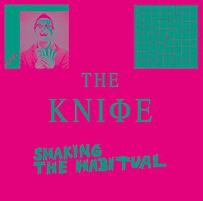 Shaking The Habitual - The Knife CD NKVG The Cheap Fast Free Post The Cheap Fast
