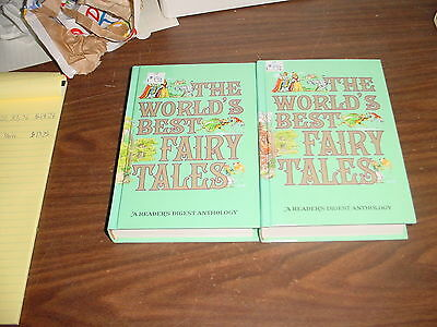 World's Best Fairy Tales Books 1 and 2, Readers Digest Anthology
