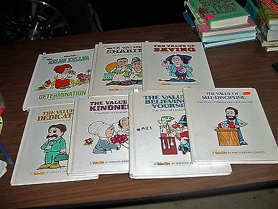 Another Seven Value Tales Books