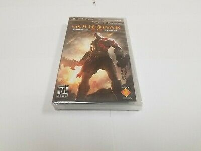 God of War: Ghost of Sparta (Sony PSP, 2010) new