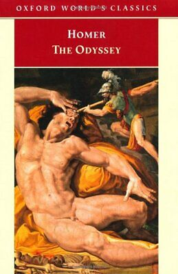 The Odyssey (Oxford World's Classics) by Homer Paperback Book The Cheap Fast