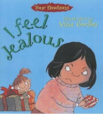 I Feel Jealous (Your Emotions) by Moses, Brian Paperback Book The Cheap Fast