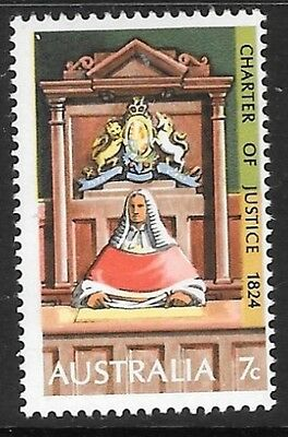 Australia Sg568 1974 Charter Of Justice Mnh