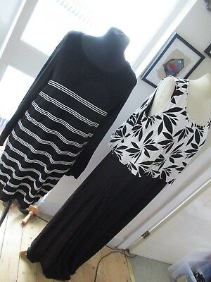 Bundle Of 4 Ladies Dresses, Size 16, Maxi/jumper Dress/tunic, Named Brands, Exc