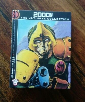 2000AD The Ultimate Collection Vol 11 Strontium Dog (FREE P&P) Rare Trial Issue