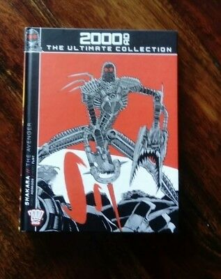 2000AD The Ultimate Collection Volume 57 Shakara The Avenger. (FREE P&P) Rare