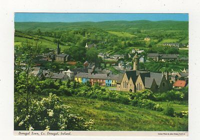 Donegal Town Ireland 1991 Postcard 882a
