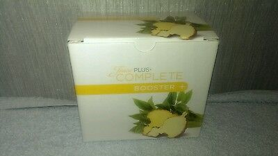 Juice plus boosters full box * 90* sachets  dated 09/17.
