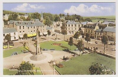 Perthshire postcard - Wellmeadow, Blairgowrie