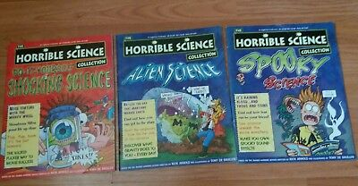 horrible science magazines