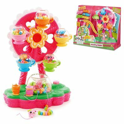 Lalaloopsy Tinies Jewellery Maker Playset Make your Own Jewellery