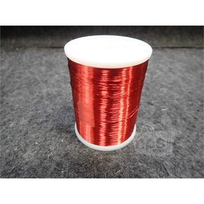Magnet Wire, 34 Single Soderon, 2.75lb Spool, Red RW34SSPTAEFO