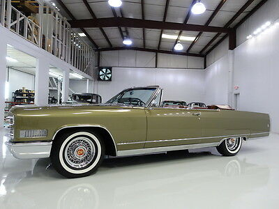 1966 Cadillac Eldorado Convertible, rare top-of-the-line model! 1966 Cadillac Eldorado Convertible, collector owned the past 16 years!