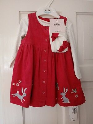 Marks and spencer baby girl outfit 6-9
