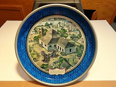 Pabst 1976 Bicentennial  Beer Tray 13 Inch