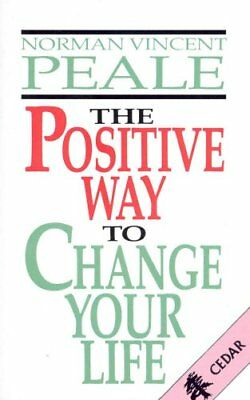 Positive Way to Change Your Life NUEVO Brossura Libro  Norman Vincent Peale