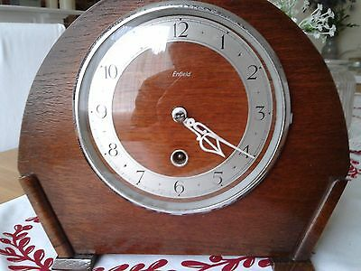 Old Enfield Mantle clock