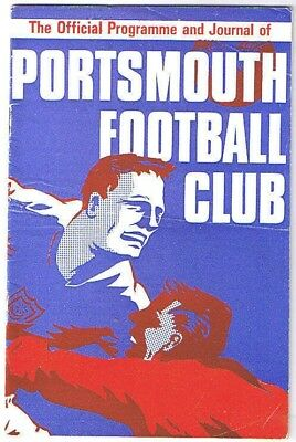 Portsmouth v Bury 1966/7