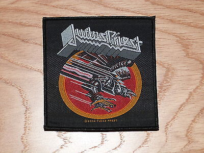 Judas Priest - Screaming (New) Sew On W-Patch Official Band Merchandise