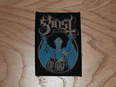 Ghost - Opus Eponymous (New) Sew On W-Patch Official Band Merchandise