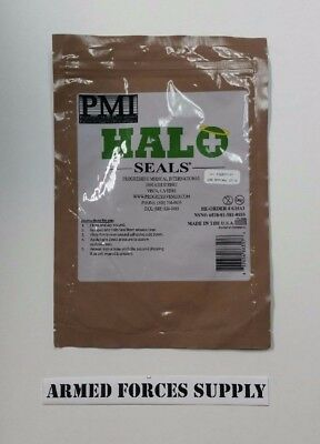 PMI HALO CHEST ADHESIVE SEALS (2 Per Package) ARMY MILITARY ISSUE