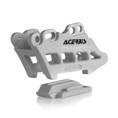 Acerbis Chain Guide Block 2.0 White #2410980002 Suzuki