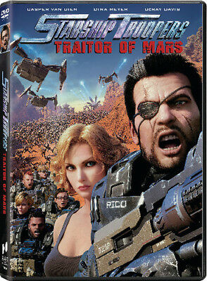 Starship Troopers: Traitors Of Mars [New DVD] Ac-3/Dolby Digital, Dolby, Subti