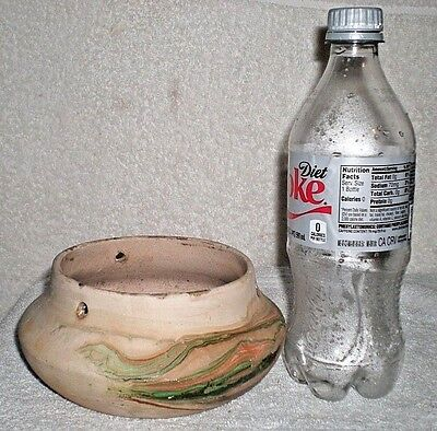 Nemadji clay pottery bowl  pot beautiful
