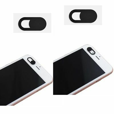 1x#WebCam Shutter Cover Web Laptop iPad Camera Secure Protect your Privacy Black