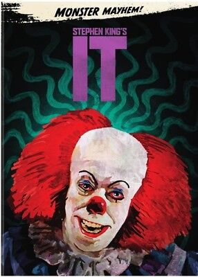 Stephen King's It! [New DVD] Eco Amaray Case, Subtitled, Widescreen