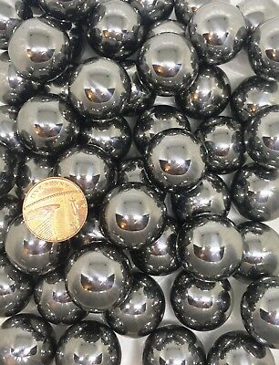 Metal Steel Marbles 22mm ball bearing Collectors or traditional game solitaire